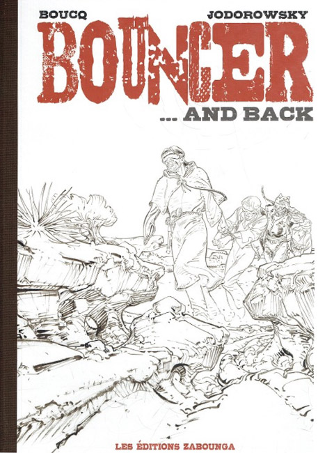 Bouncer - and back